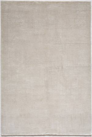 Due Process Nouveau Stripes Beige Area Rug