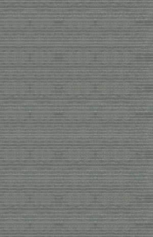 Due Process Nouveau Alternating Stripe Light Blue Area Rug