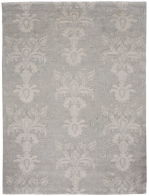 Due Process Novell Bussey Ivory Area Rug