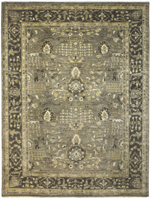 Due Process Peshawar Ziegler Natural Area Rug