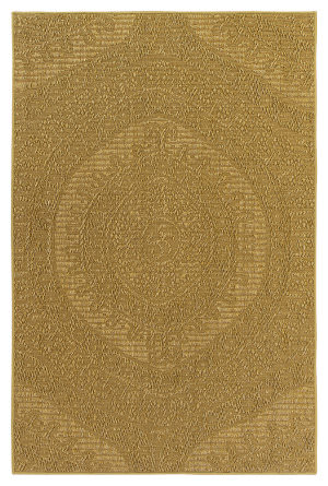 Due Process Century Sisal De Tapis Ava Wheatberry Area Rug