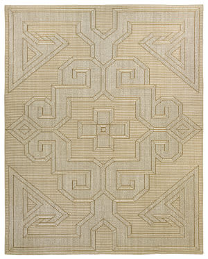 Due Process Sisal De Tapis Sisal De Tapis Braxton Dirty Blonde Area Rug