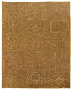 Due Process Sisal De Tapis Channing Barley Area Rug