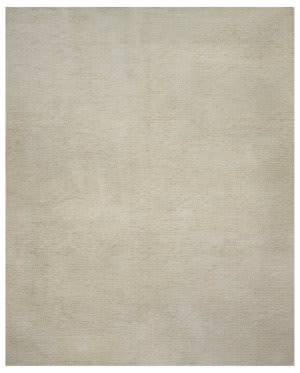 Due Process Textures Uzma Ivory Area Rug