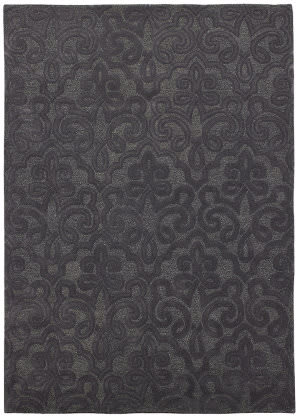 Due Process Tufted Aurore Metal Area Rug