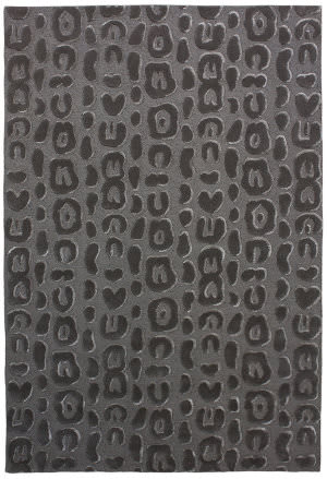 Due Process Tufted Olinda Taupe Area Rug