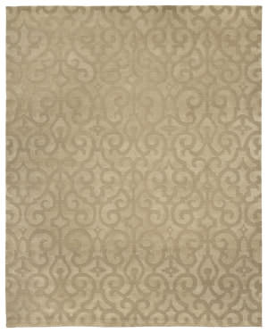 Due Process Century Lisandro Bisque Area Rug