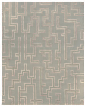Due Process Century Mochka Mist Area Rug