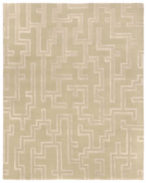 Due Process Century Mochka Sand Area Rug