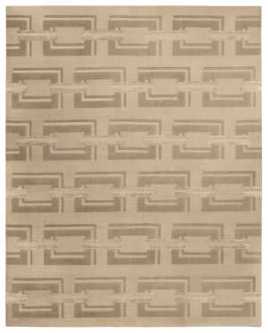 Due Process Century Royce Platinum Area Rug