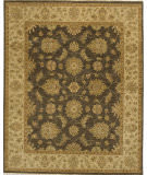 Due Process Amritsar Ziegler Brown - Beige Area Rug