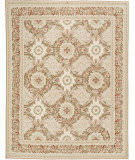 Due Process Aubusson Gueret Pink - Cream Area Rug