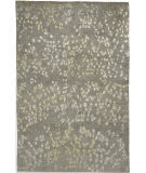 Due Process Empress Leaves Taupe Area Rug