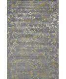 Due Process Empress Spring Pewter - Silver Area Rug