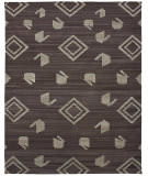 Due Process Flatweave Waltz Of Arabian Mocha Area Rug