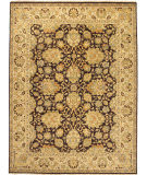 Due Process Jagapatti Agra Brown - Gold Area Rug