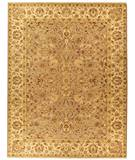 Due Process Jagapatti Agra Taupe-Ivory Area Rug
