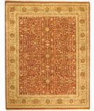 Due Process Jagapatti Ziegler Rust-Gold Area Rug