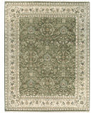Due Process Jagapatti Kirman Olive - Ivory Area Rug