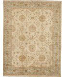 Due Process Jinan Hamadan Ivory - Sea Foam Area Rug