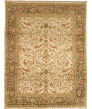 Due Process Jinan Ziegler Cream - Walnut Area Rug