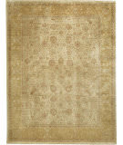 Due Process Kalasha Vase Cream - Gold Area Rug