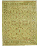 Due Process Kandahar Tabriz Gold - Olive Area Rug