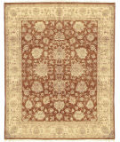 Due Process Kashmir Agra Rust - Beige Area Rug
