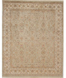 Due Process Kashmir Nain Camel - Ivory Area Rug