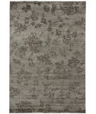 Due Process Katari Floral Bamboo Grey Area Rug