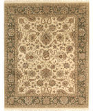 Due Process Kendra Agra Cream - Olive Area Rug