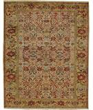 Due Process Khyber Bidjar Cream-Gold Area Rug
