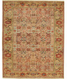 Due Process Khyber Bidjar Cream - Gold Area Rug