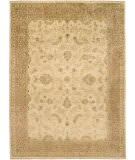 Due Process Khyber Lilihan Cream - Melon Area Rug