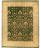 Due Process Khyber Meshed Brown - Cream Area Rug
