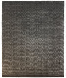 Due Process Lhasa Herringbone Smoke Area Rug