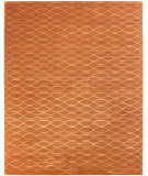 Due Process Lhasa Wave Chili Area Rug