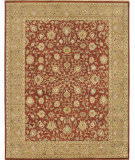Due Process Mirzapur Kashan Brick - Khaki Area Rug