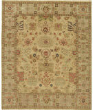 Due Process Mirzapur Lilihan Gold - Fawn Area Rug