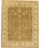 Due Process Mirzapur Mahal Camel - Gold Area Rug