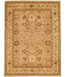 Due Process Peshawar Haja Lille Beige-Cream Area Rug