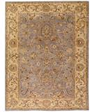 Due Process Peshawar Mahal Grey-Cream Area Rug