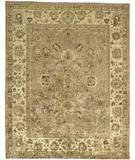 Due Process Peshawar Mogul Rose-Cream Area Rug