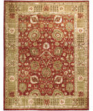 Due Process Peshawar Oushak Rust - Sage Area Rug