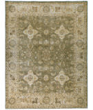 Due Process Peshawar Yezd Khaki - Gold Area Rug
