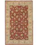 Due Process Thana Ii Ii Kashan Tomato - Beige Area Rug