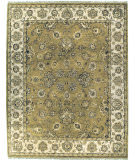 Due Process Thana Agra Gold - Ivory Area Rug