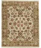 Due Process Thana Agra Ivory - Olive Area Rug
