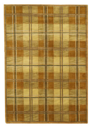 Eastern Rugs One-Of-A-Kind 16304 Brown Area Rug