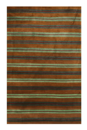 Eastern Rugs One-Of-A-Kind 16305 Brown Area Rug
